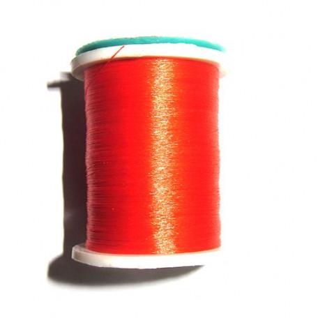 Монтажная нить STRIKE Tying Thread 8/0 - Fire Orange (пылающий оранжевый)
