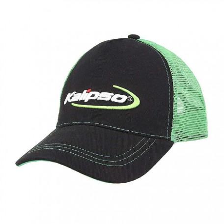 Кепка Kalipso зелёная с сеткой