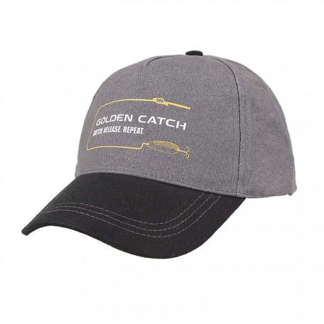 Кепка Golden Catch серая