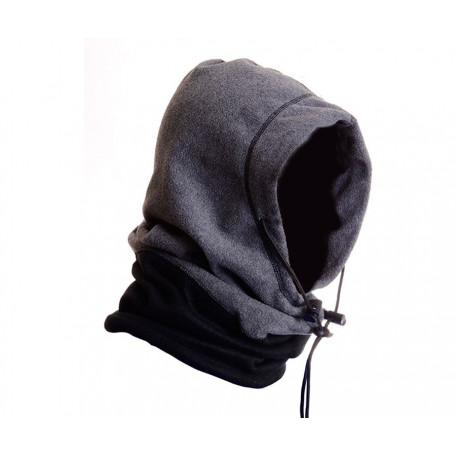 Шапка-маска ForMax 6 in 1 Hood Grey/Black